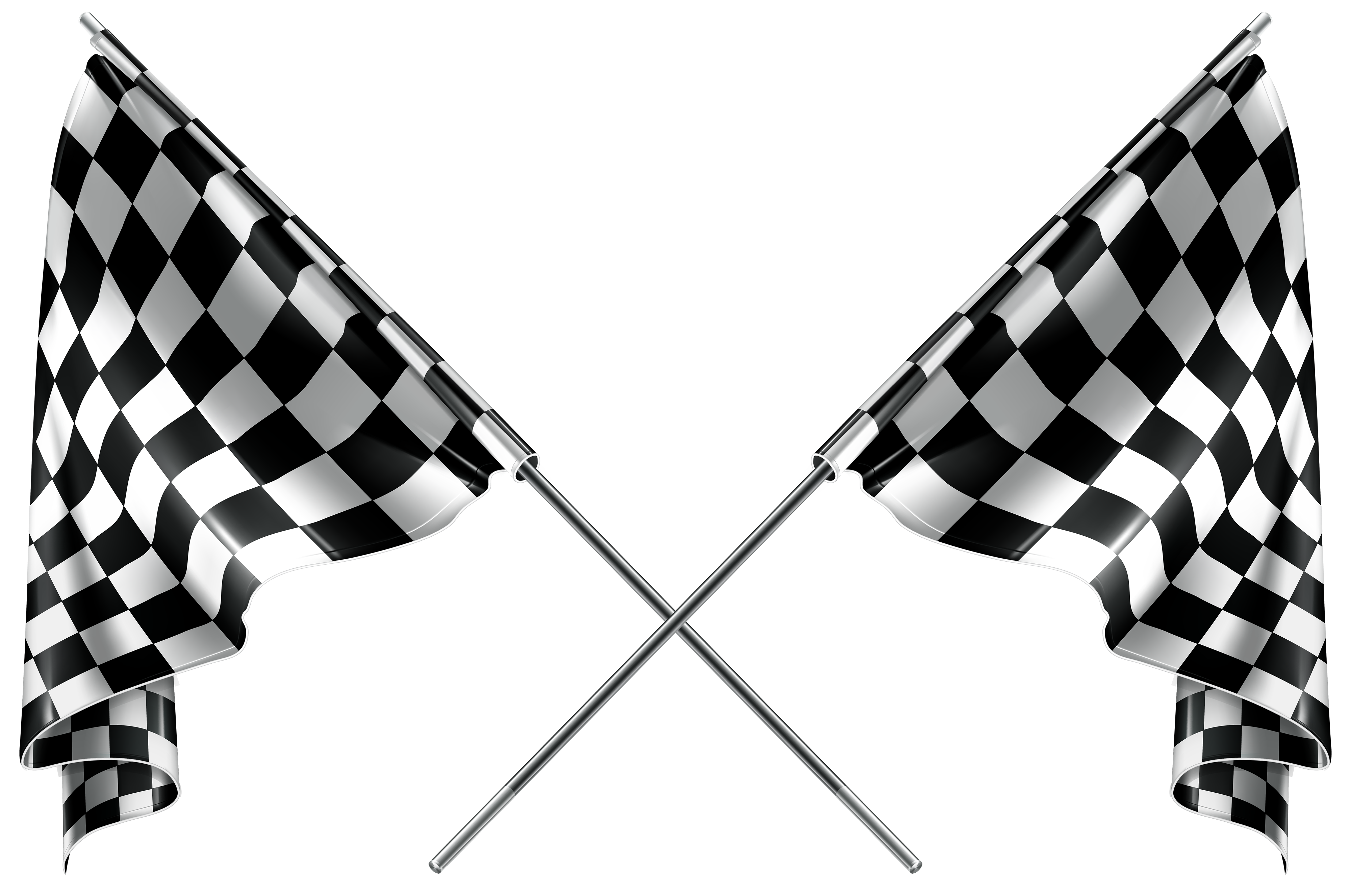Checkered flags web pics. Race clipart end race