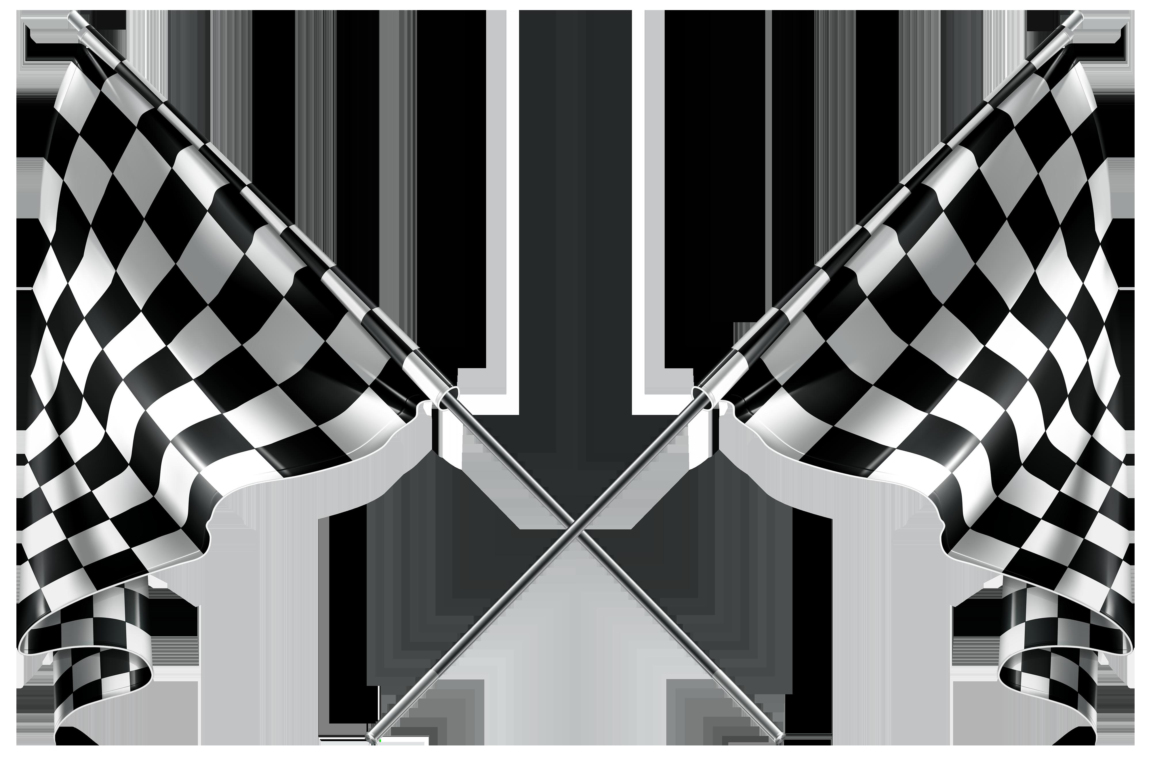 Clipart cars flag. Checkered flags web pics