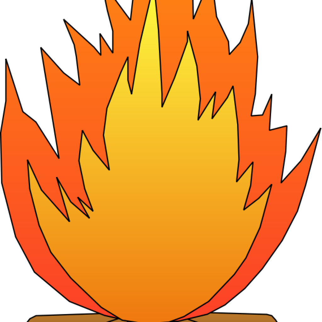 Free pineapple hatenylo com. Fire clipart simple