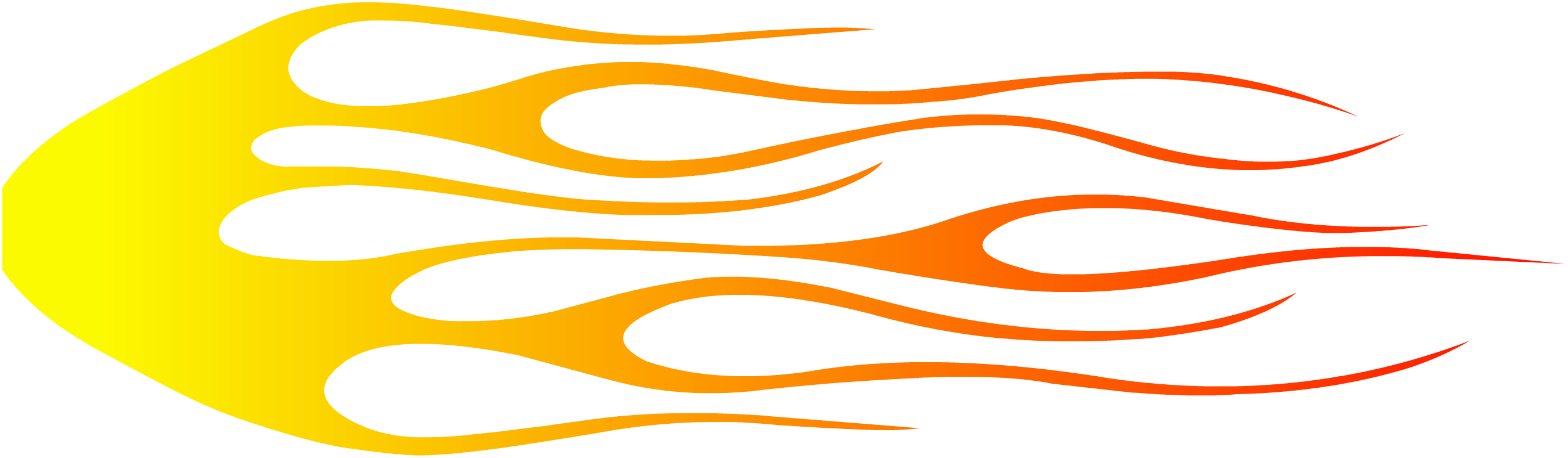 collection of flames. Clipart car flame