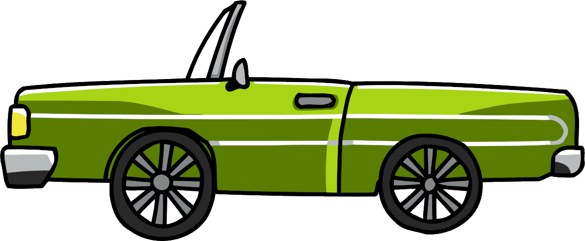 Clipart car fume. Low rider scribblenauts wiki