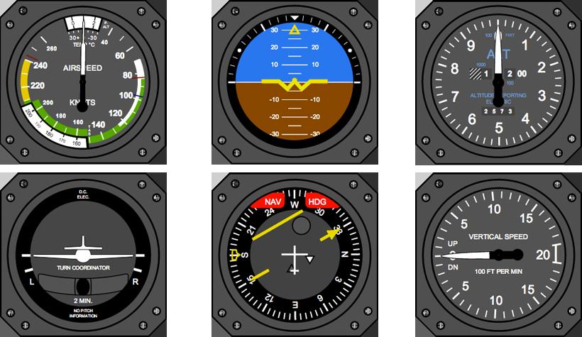 Spaceship clipart control panel. Beautiful javascript flight gauges