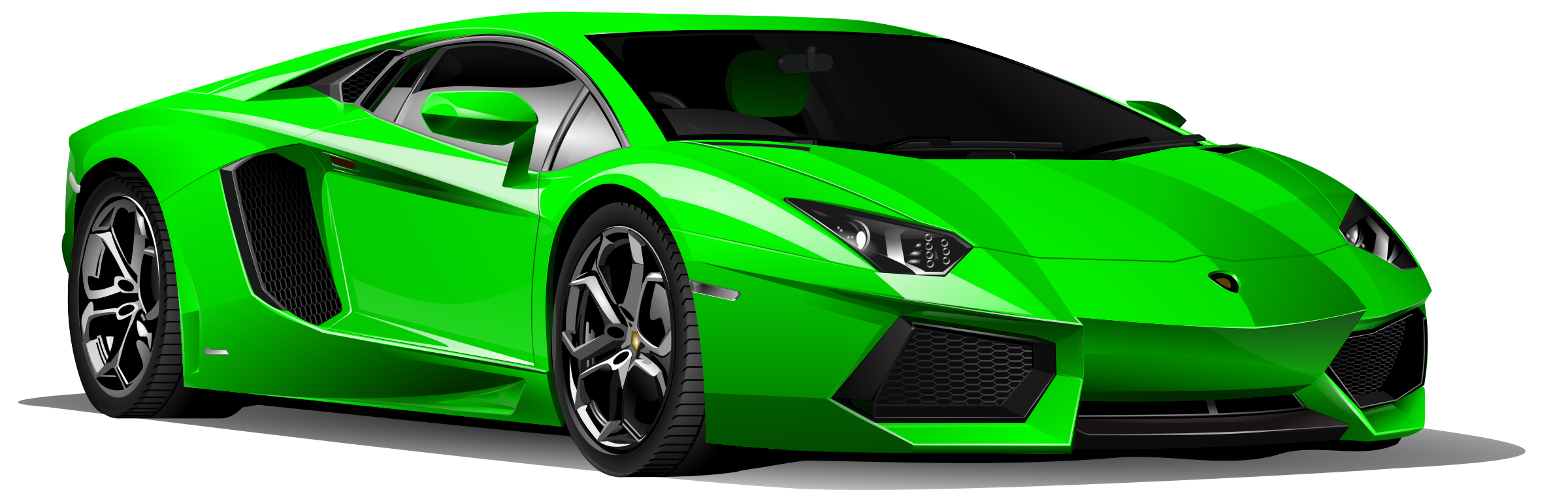 Clipart cars green.  collection of car