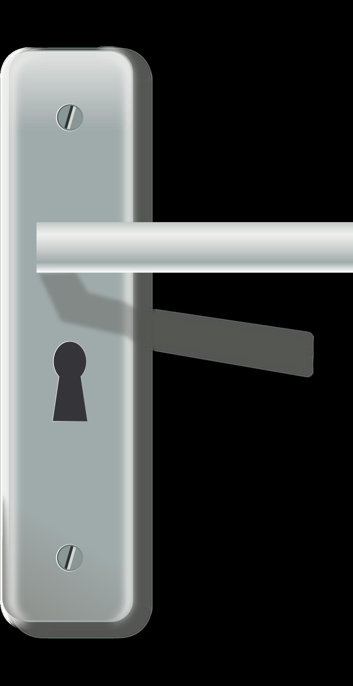 Clipart door dooor. Handle home furniture design
