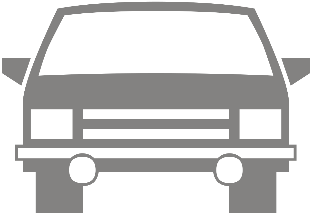Clipart car handle. Silhouette front at getdrawings