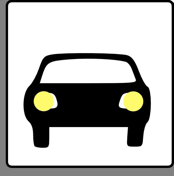 Clipart cars headlight. Free cliparts head light