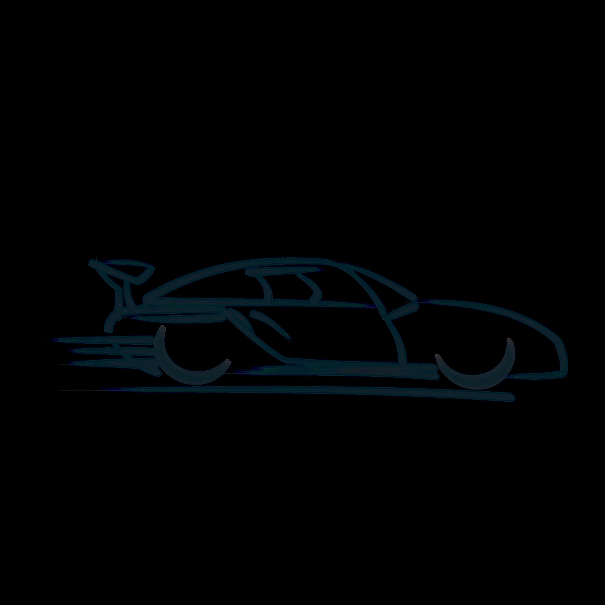 Driver clipart fast driver. Car icon big image