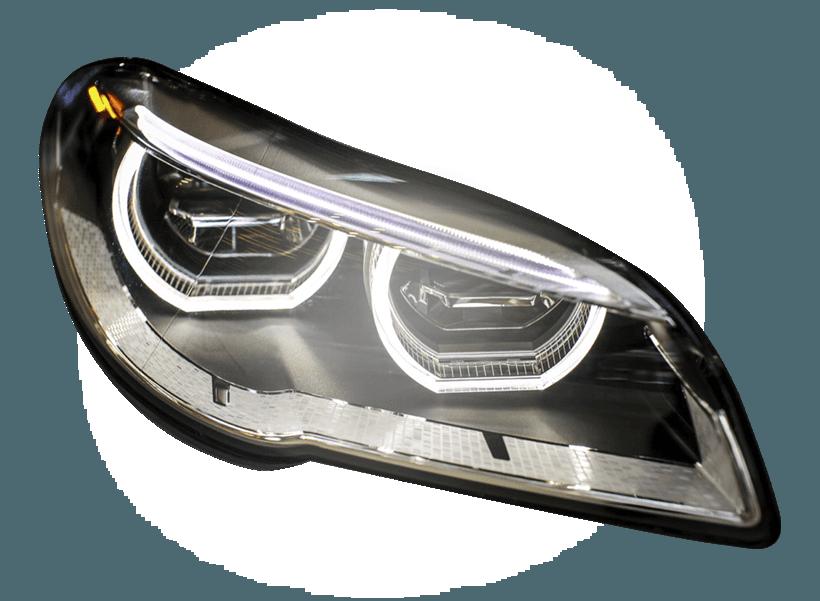 Clipart cars headlight. Led lights for headlights