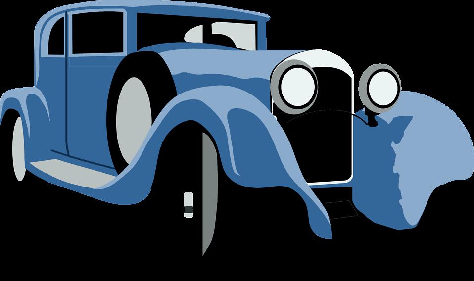 Clipart cars cute. Car antique free stock