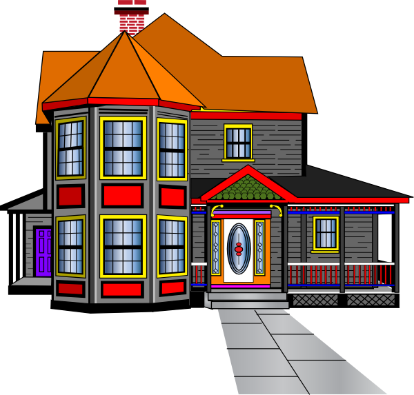 Home clipart residence. Aabbaart njoynjersey mini car