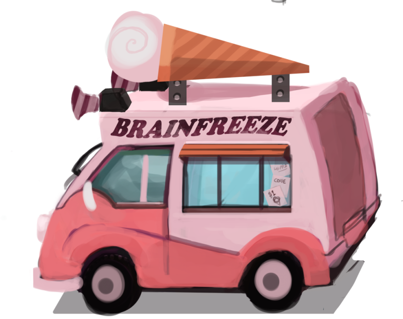 Clipart car ice cream.  collection of truck