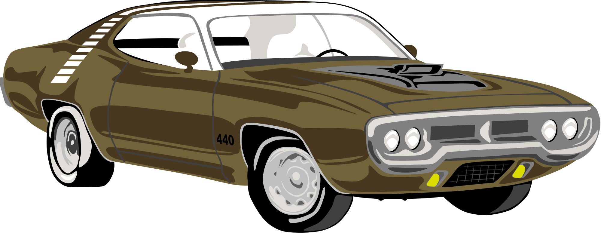 Muscle image group png. Clipart car impala