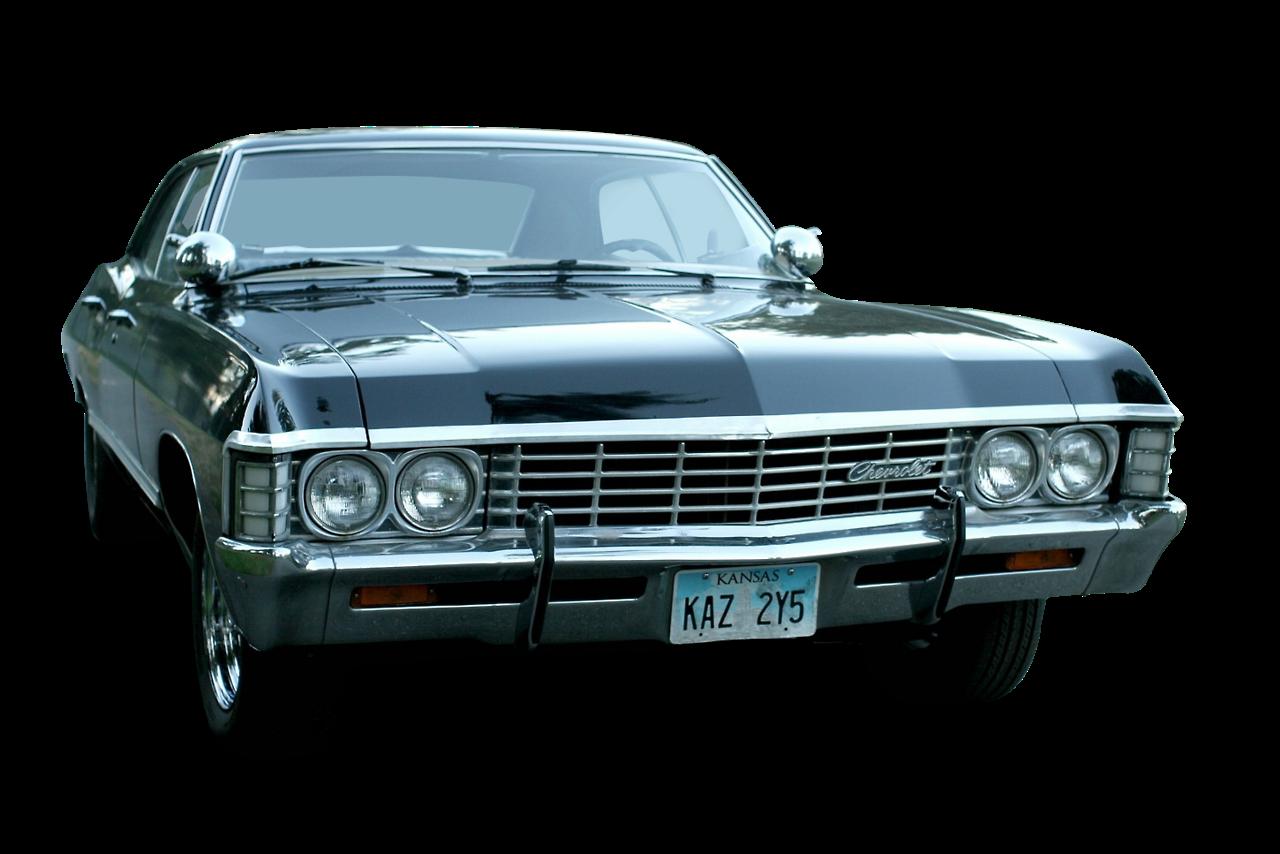 Supernatural deanwinchester samwinchester che. Clipart car impala
