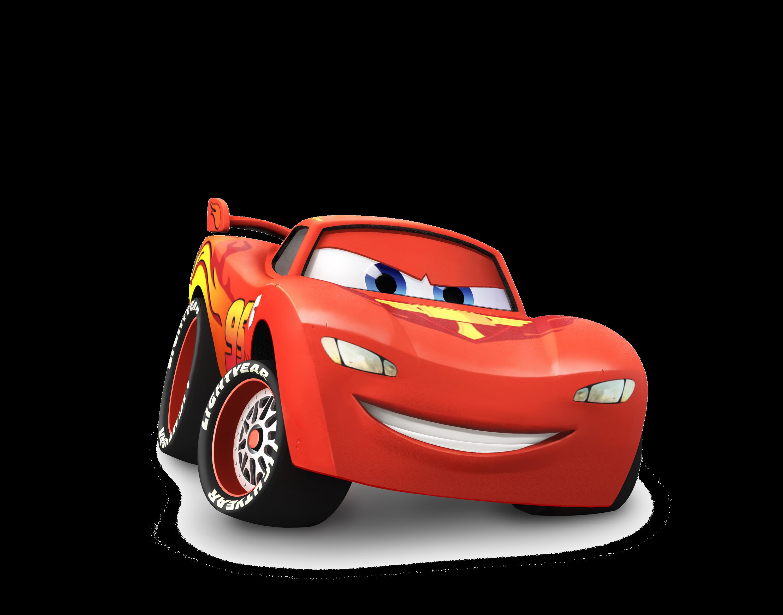 Clipart car lightning mcqueen. Image di render png