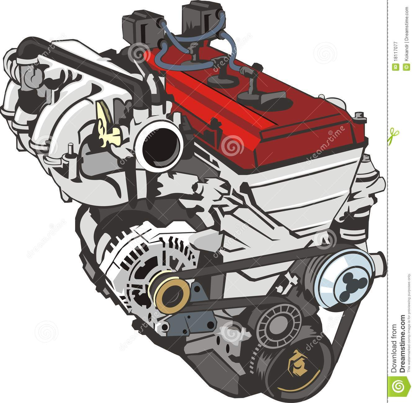 Engine clipart vehicle engine.  clipartlook