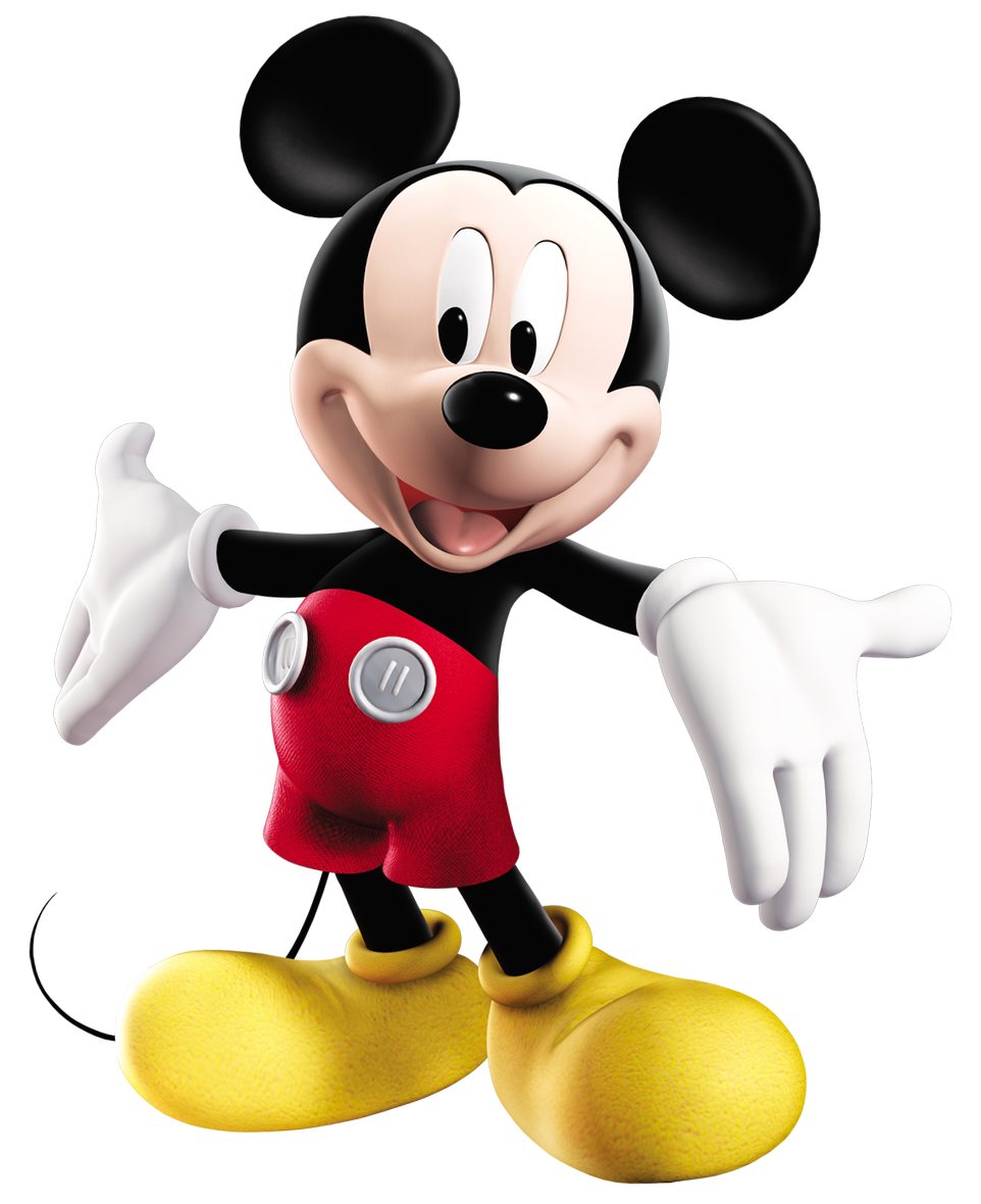 Mickey png clip art. Mouse clipart vintage