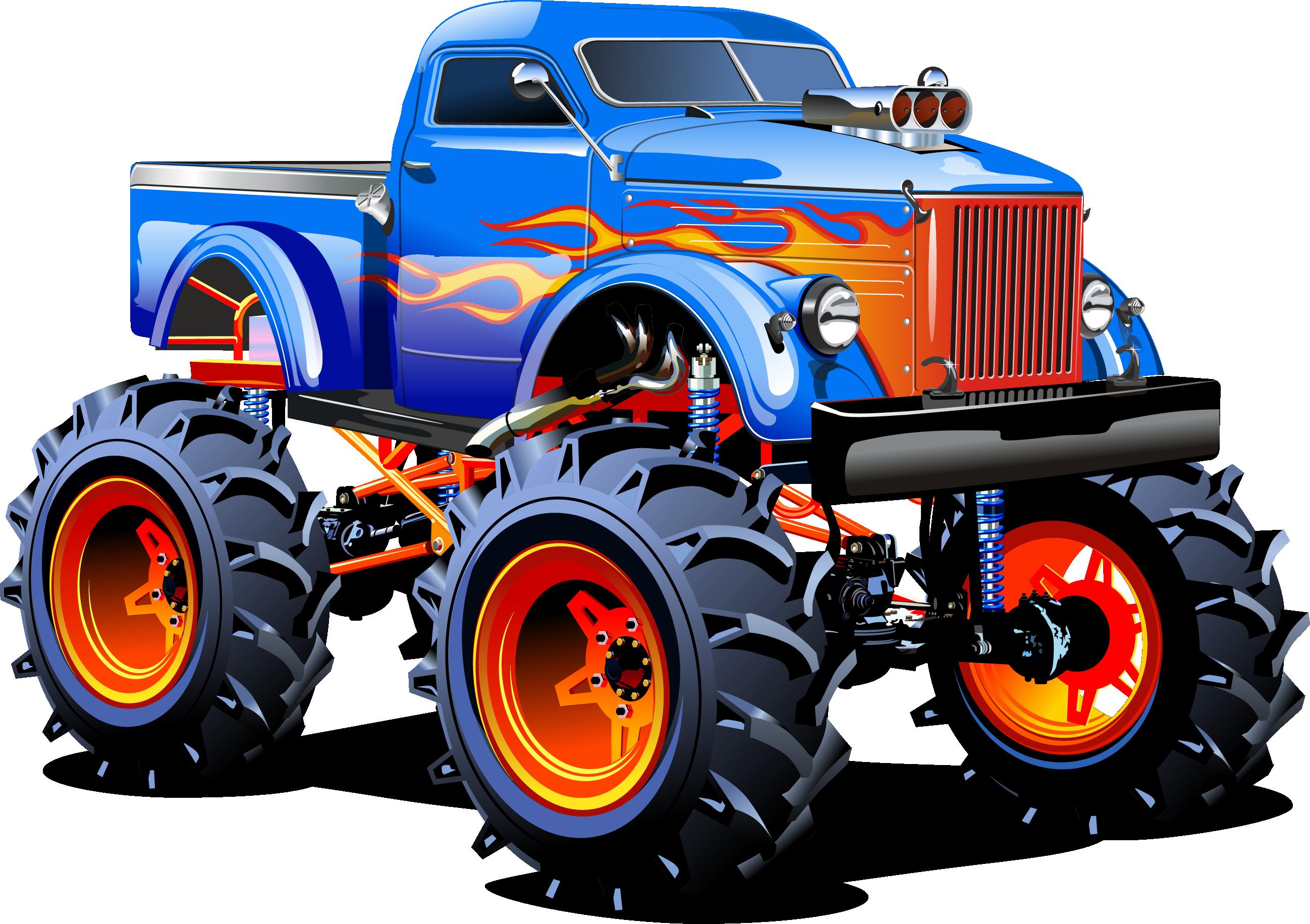 Car Monster truck Stock photography