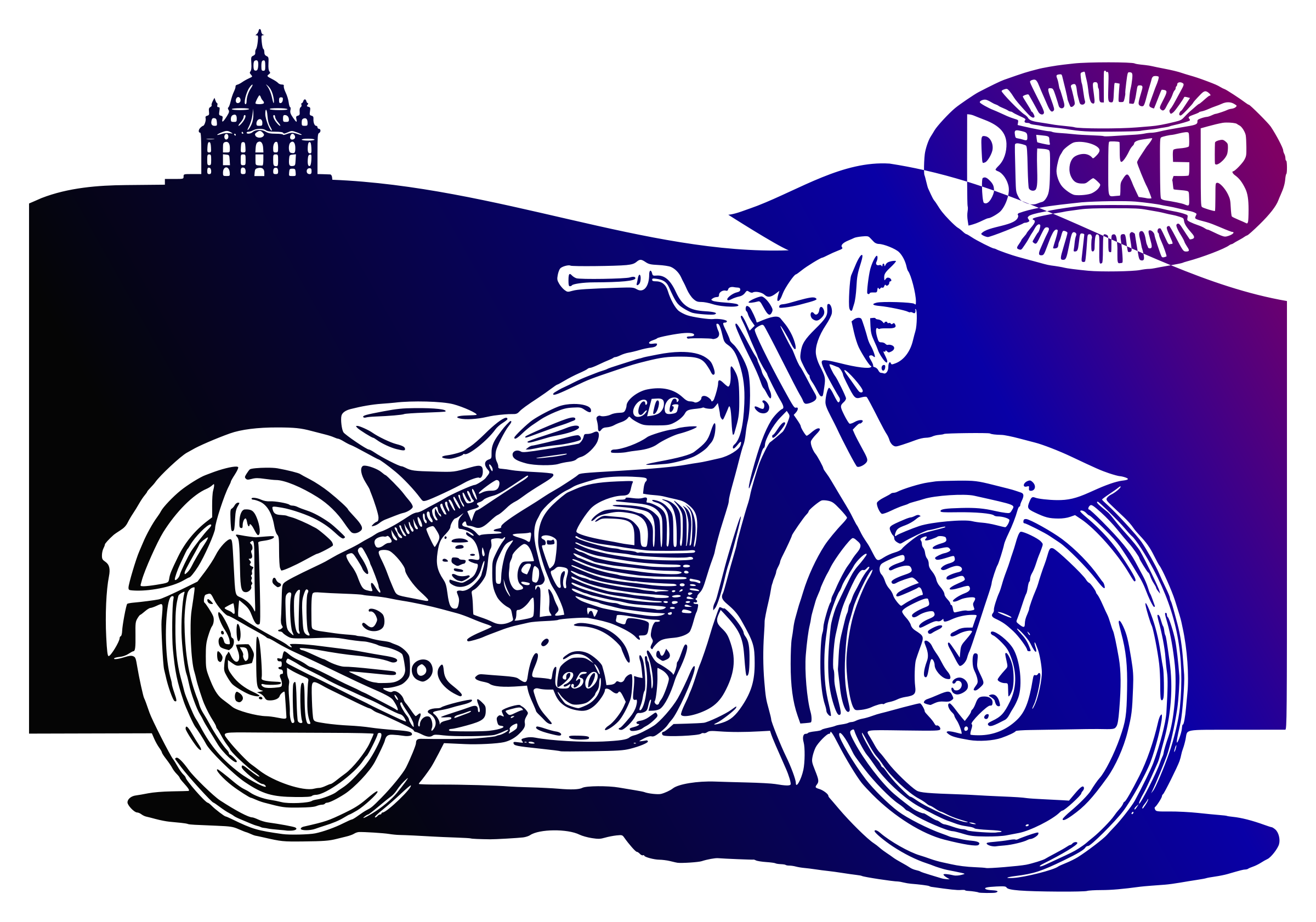 Motorbike big image png. Clipart car motorcycle