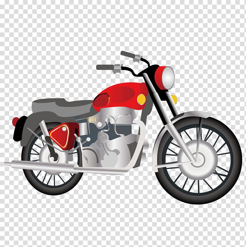 Motorcycle clipart land vehicle. Car vintage transparent background