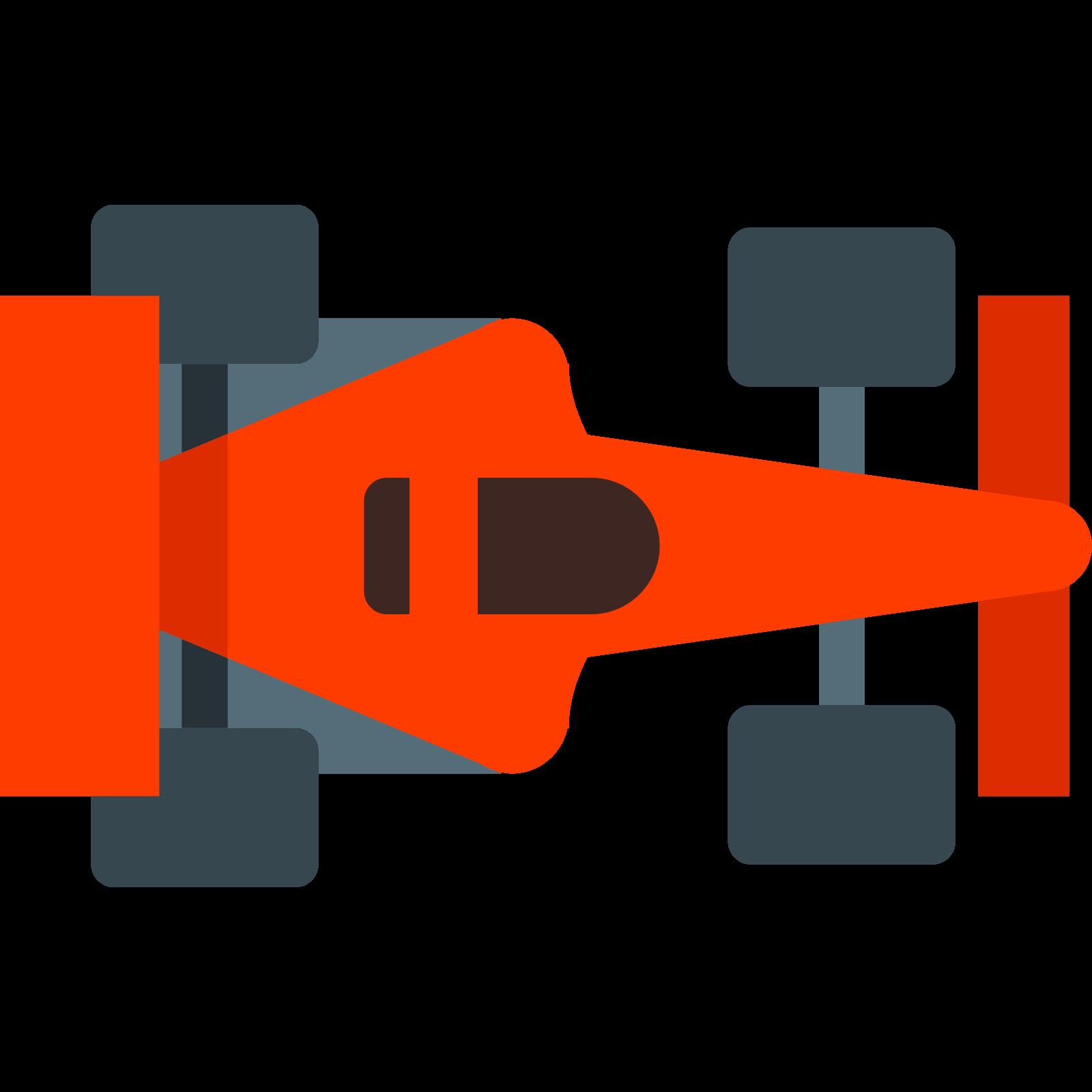 Race above free on. Clipart car orange