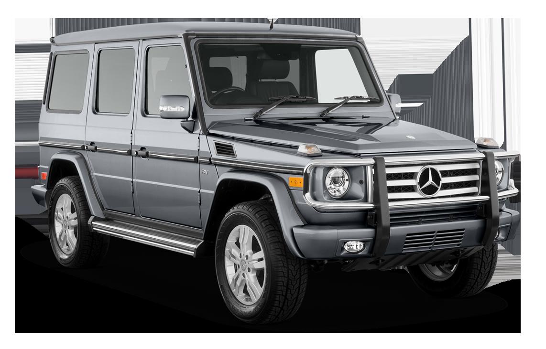 Grey mercedes benz g. Wagon clipart outdoors