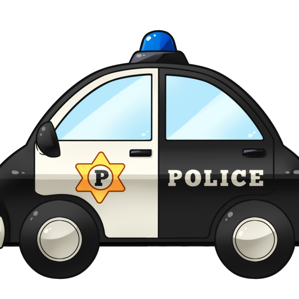 Car dinosaur hatenylo com. Clipart kids police