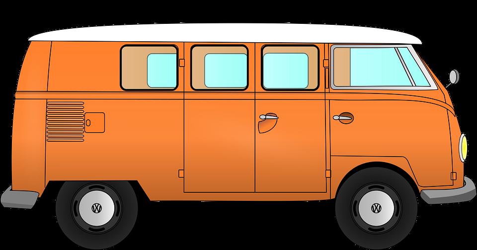 Car clipart bus