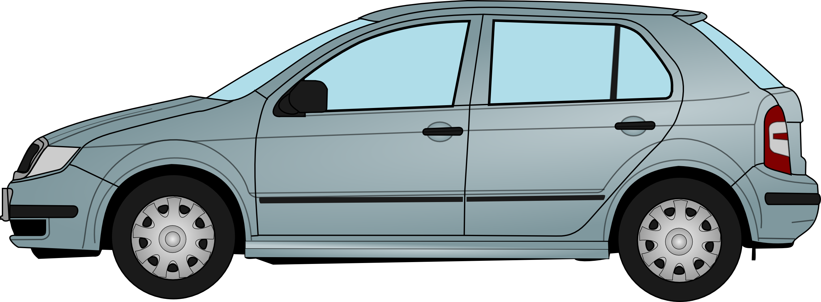collection of car. Clipart cars profile