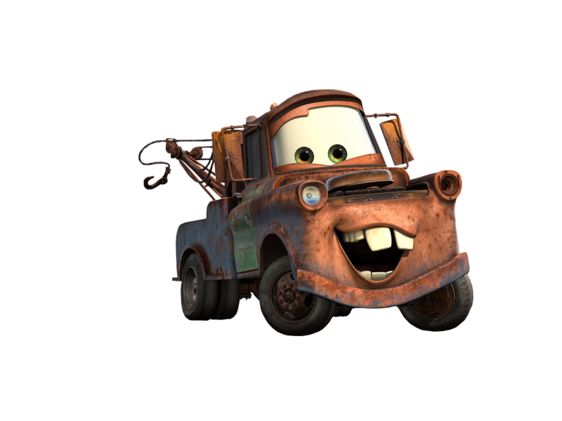 Clipart cars psd. Mater official psds