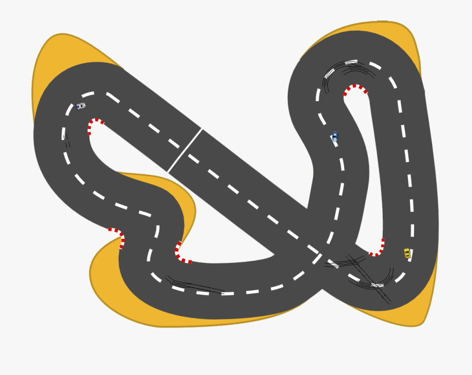 Jpg black and white. Track clipart racing track