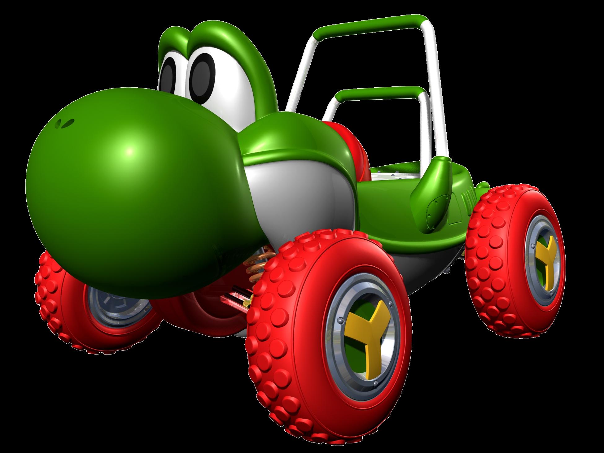 Clipart car racetrack. Mario kart double dash