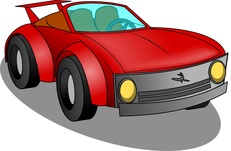 Race track drawing at. Clipart car racetrack