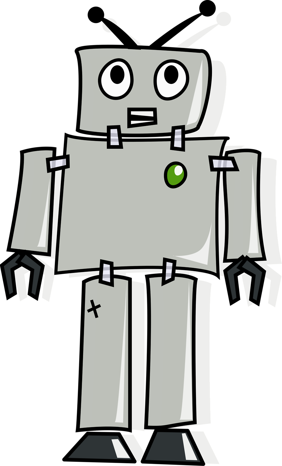 Robot free stock photo. Race clipart school competition