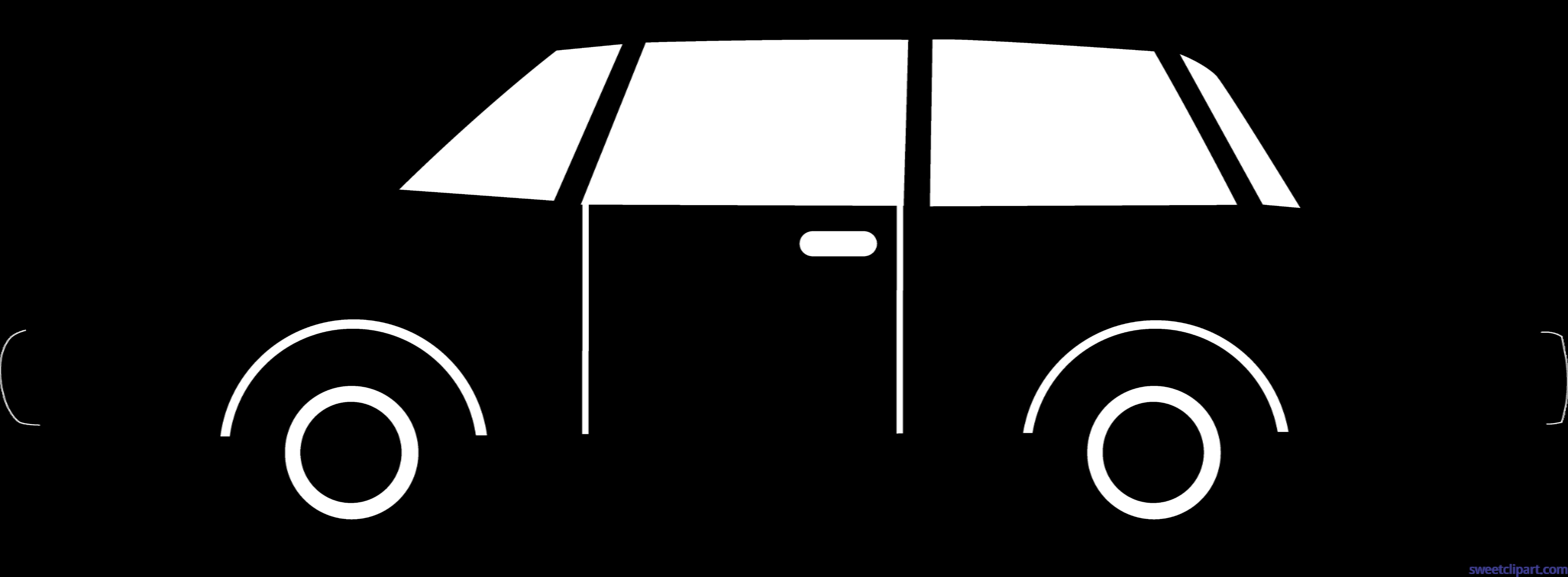 Clipart car silhouette. Clip art sweet