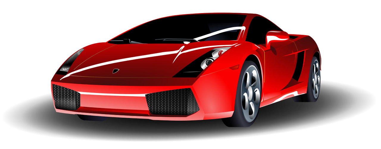 Cars red