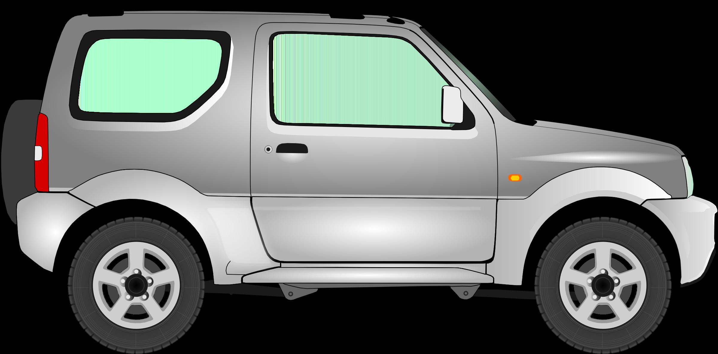 Clipart cars suv. Car silver big image