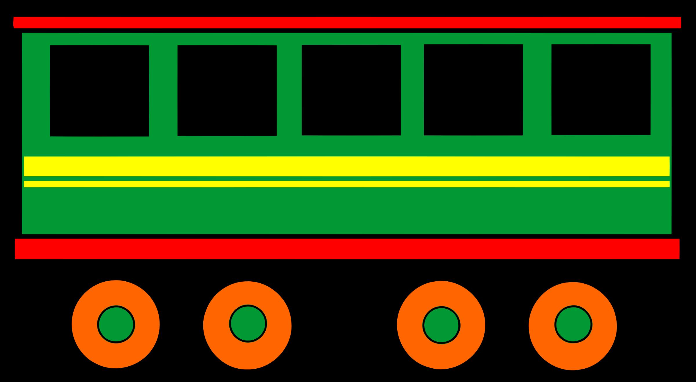 clouds clipart train