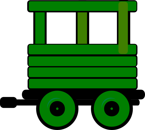 Engine clipart loco. Toot train carriage clip