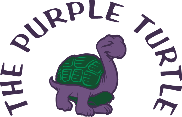 Purple turtle fine auto. Tired clipart tortoise