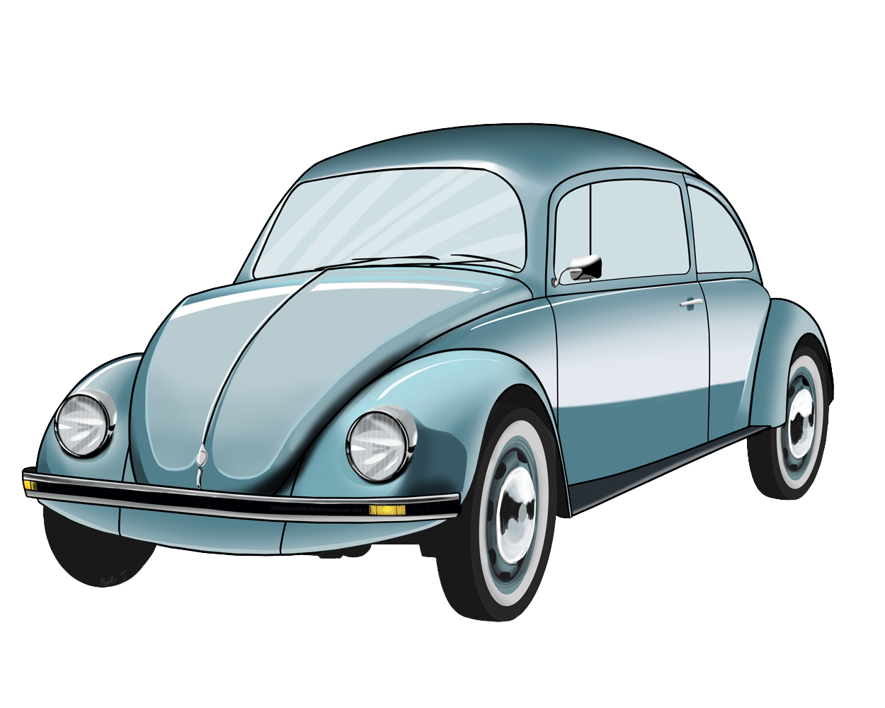 Vw bug craft ideas. Mustang clipart oto