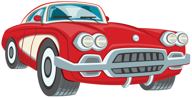 clipart cars spring