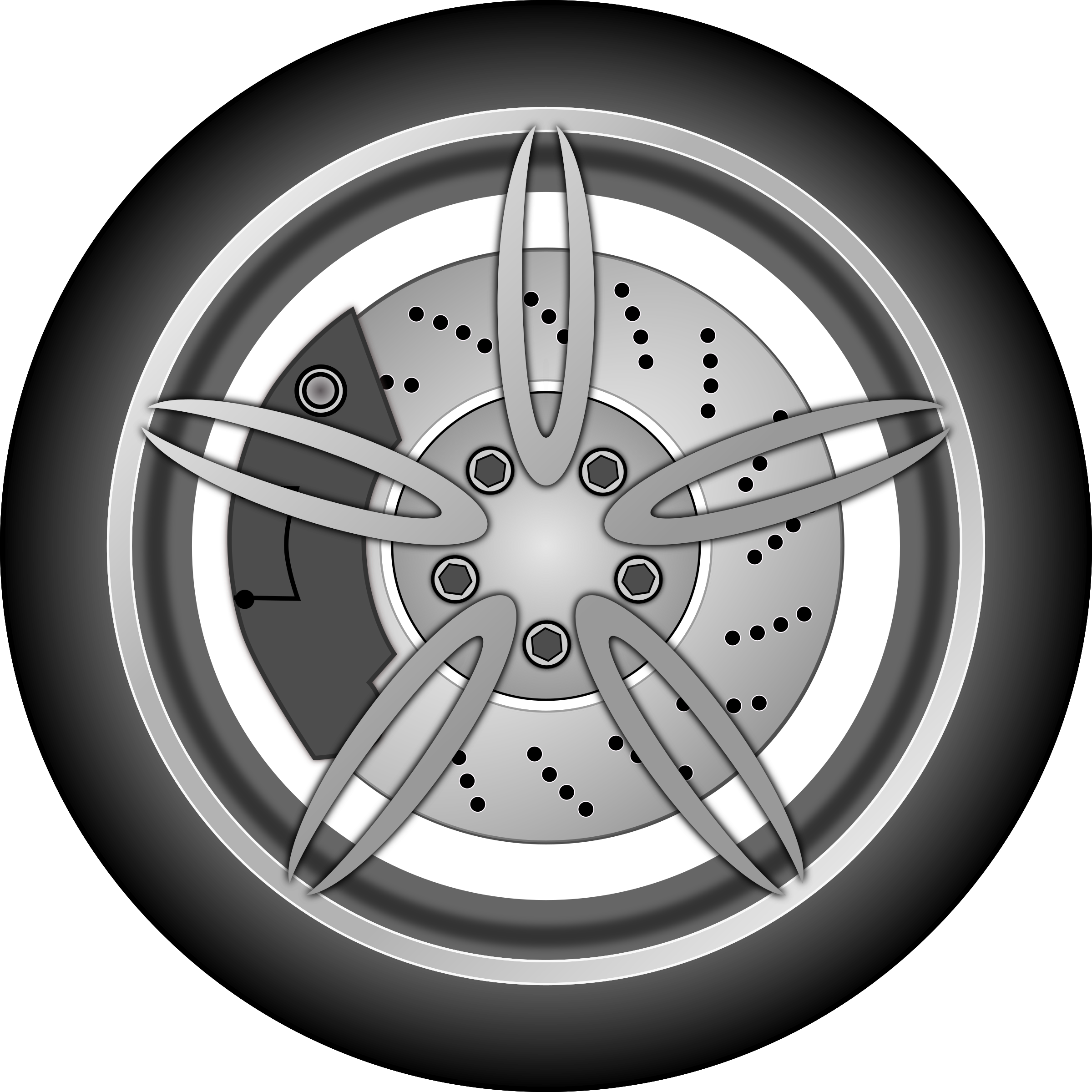 Wheel clipart animated. Car big image png