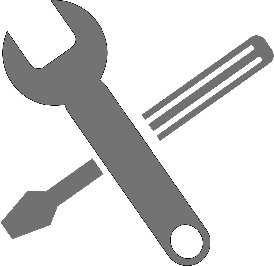 Best png free icons. Hand clipart wrench