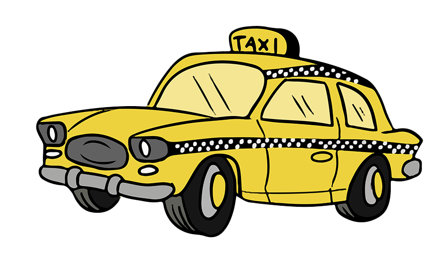 Free images download clip. Clipart car yellow