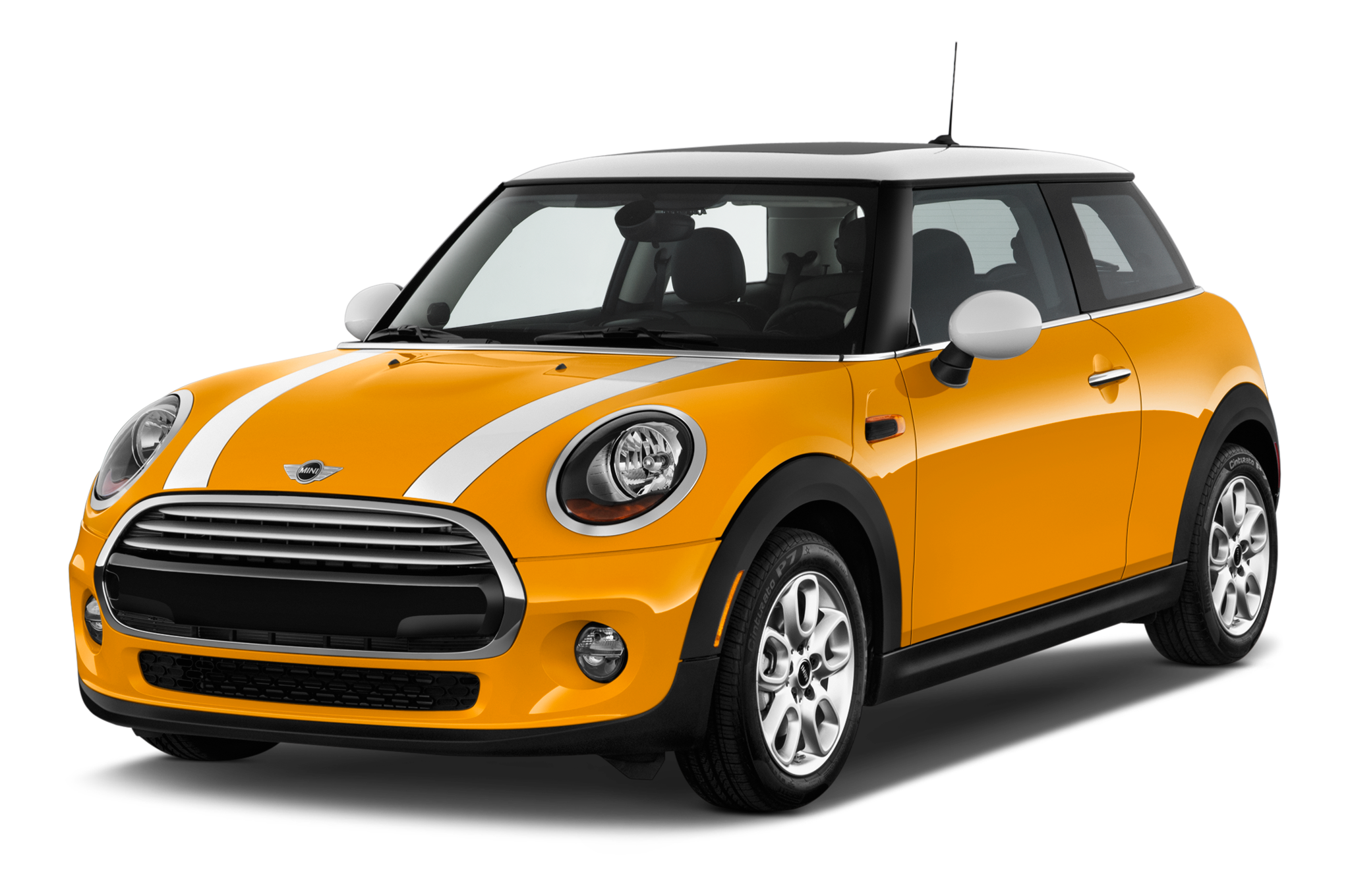 Clipart car yellow. Mini cooper free on