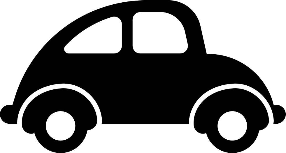 Clipart cars beetle. Volkswagen svg png icon