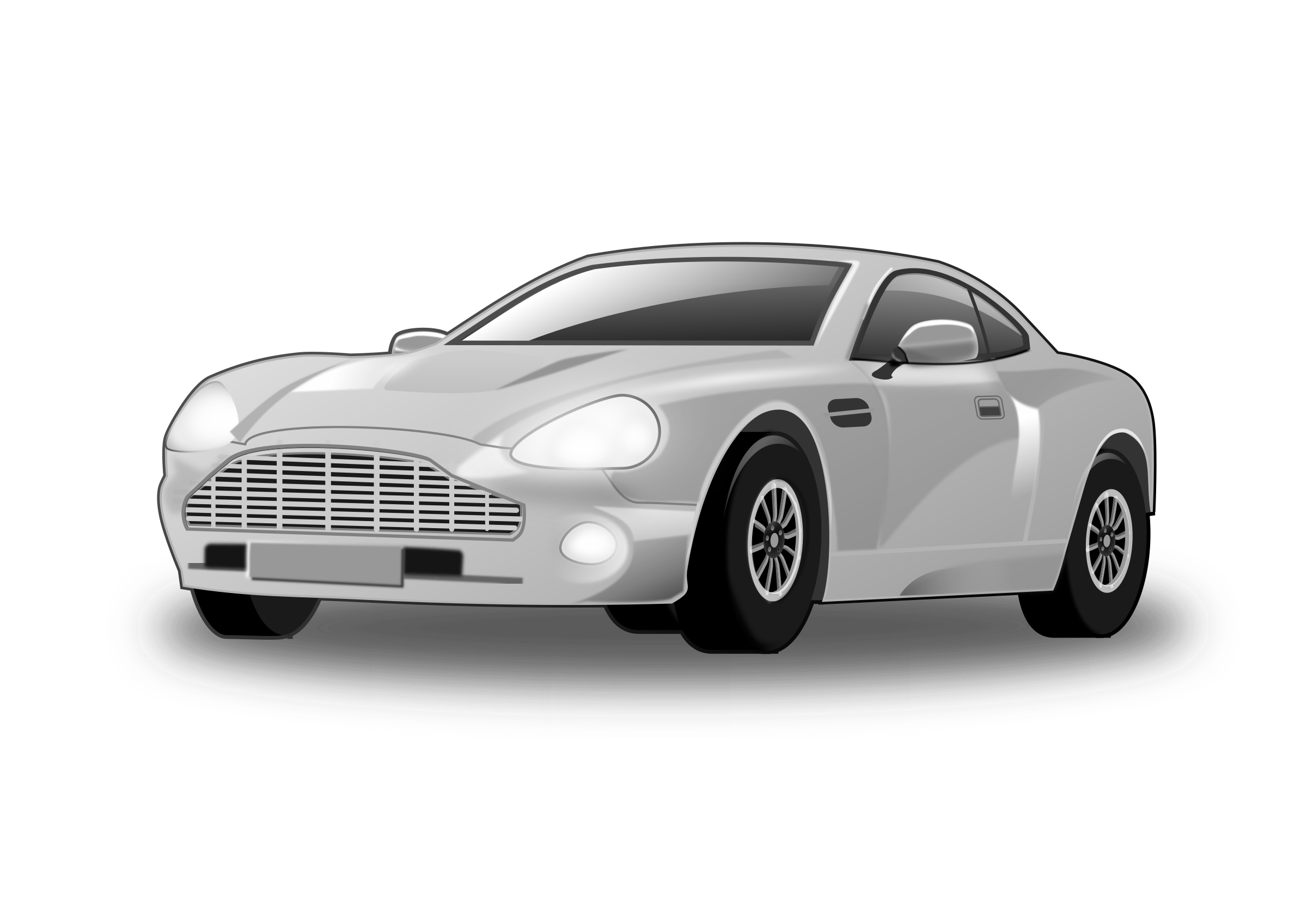 Clipart cars delivery. Vehicle nice car pencil
