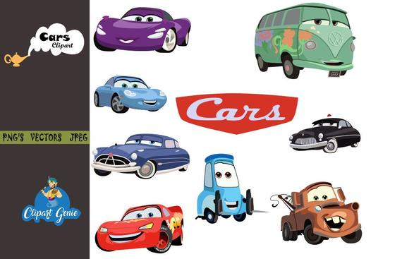 Disney movie . Clipart cars easter