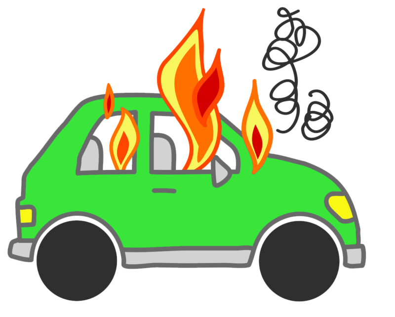 Clipart cars fire. New free images and