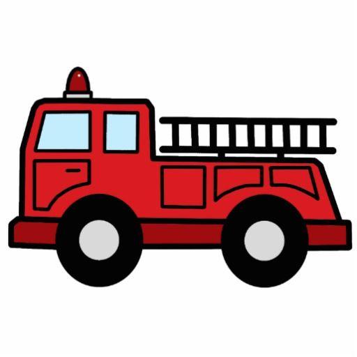 Cartoon clip art firetruck. Clipart cars fire